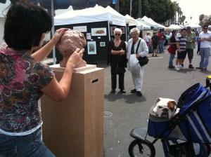 Lynn Forbes Sculpture, Carlsbad, CA